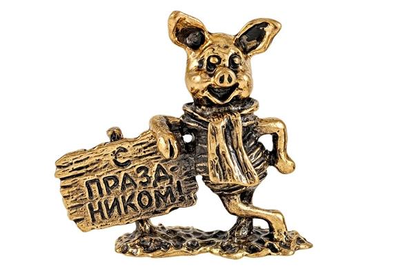 Символ 2019 года - Свинья