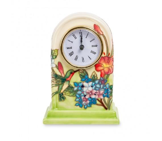 Часы ''Колибри в саду''