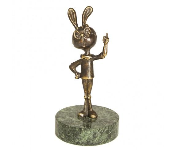 """Кролик """"Умник"""" изм.ф.Винни пух"""
