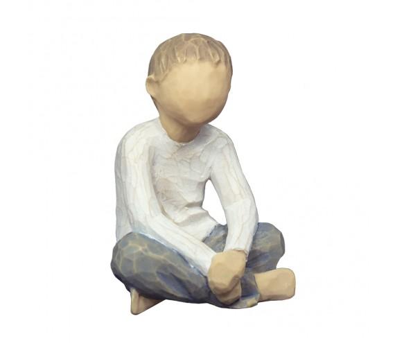 Творческий малыш / Imaginative Child