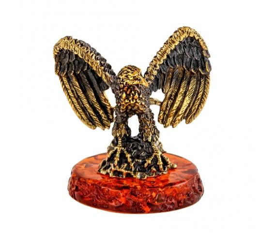 Птица Орел покоритель степей