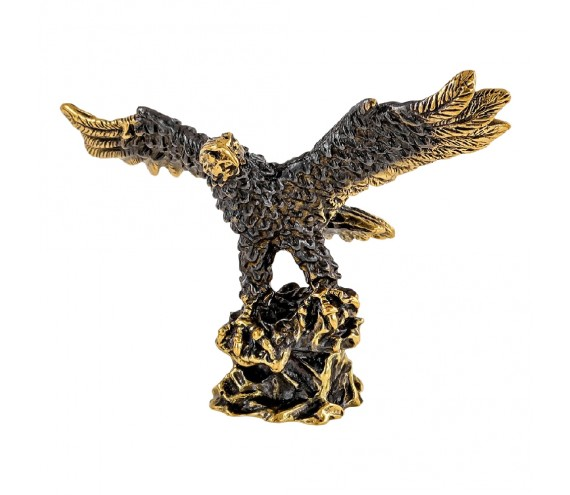 Птица Орел покоритель степей без подставки