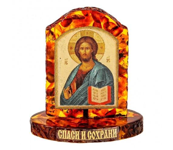 Икона Арочная Господь вседержатель