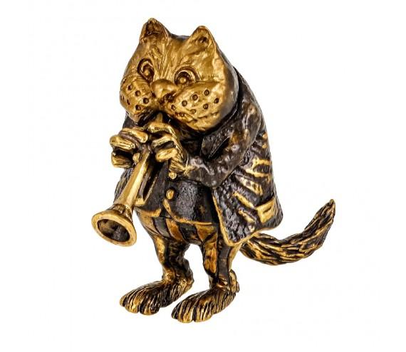 Кот с Горном без подставки