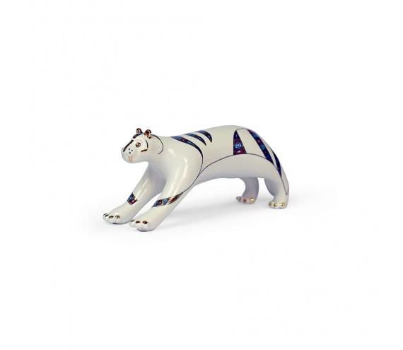 Тигр Самурай цв орн. 000100