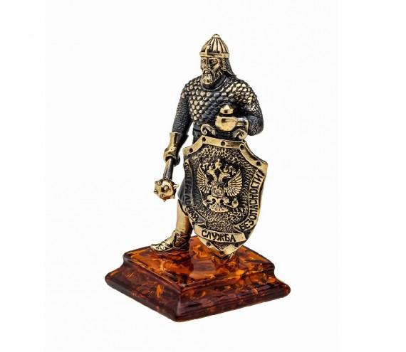 Рыцарь Славянский воин с булавой