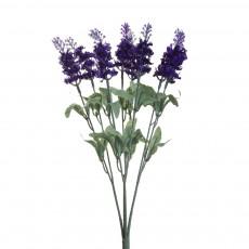 Веточка лаванды с 8 цветками