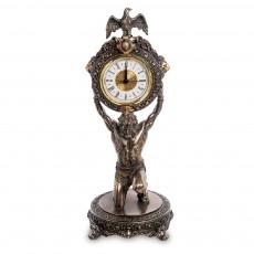 """Статуэтка-часы """"Атлант"""""""