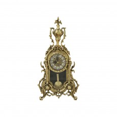 """Часы """"Библо"""" с маятником каминные, """"золото"""""""