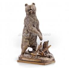 Медведь на задних лапах (Н.И. Либерих, копия)