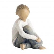 Caring child / Неравнодушный малыш